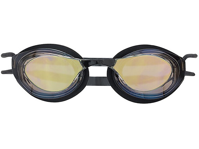 TYR Stealth Racing Mirrored Black/Gold